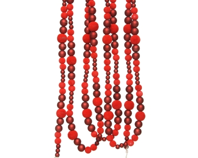 RED BEAD GARLAND
