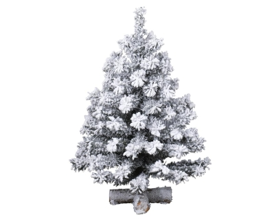 SNOWY IMPERIAL MINI TREE 4 SIZES