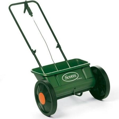 Scotts Evergreen Seed Spreader Buy Online Or Call 0191 384 7553