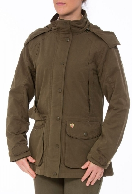 Alan Paine Dunswell Ladies Waterproof Coat   Classic Fit