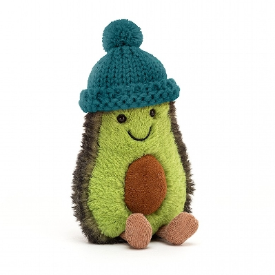 Jellycat Amuseable Cozi Avocado Teal