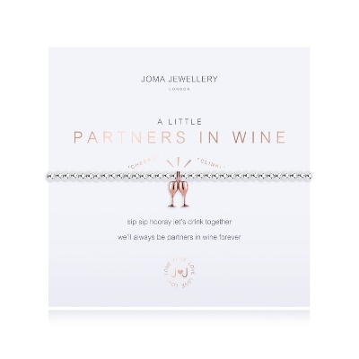 JOMA A LITTLE PARTNERS IN WINE