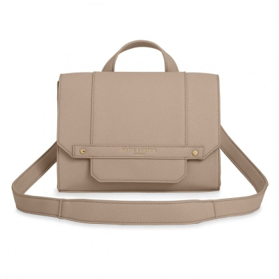 KATIE LOXTON MILA MULTI WAY BACKPACK CROSSBODY BAG TAUPE