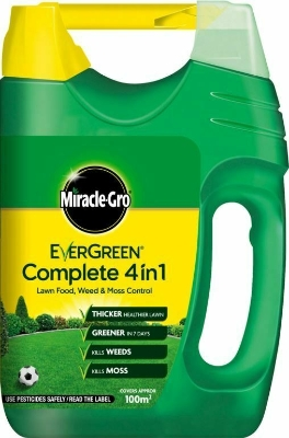 EVERGREEN COMPLETE 4IN1 WITH OR WITHOUT SPREADER
