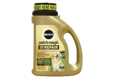 MIRACLE GROW PATCH MAGIC