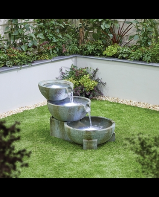 OASIS WATER FEATURE (INCLUDES LED)