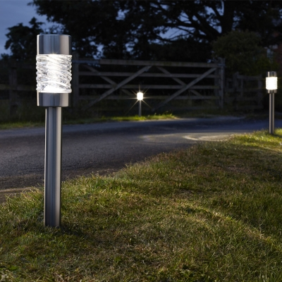 SMART SOLAR MARTELLO GARDEN LIGHT 3 PACK
