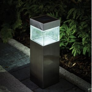 SOLAR POWER BURGHLEY BORDER LIGHT