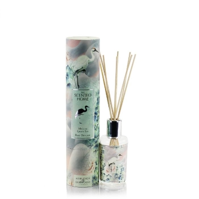 THE SCENTED HOME REED DIFFUSER MATCHA GREEN TEA LIMITED EDITION 150ML