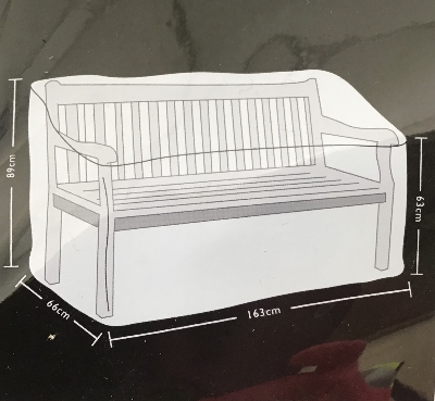 TOM CHAMBERS PRESTIGE BENCH COVER 3 SEATS