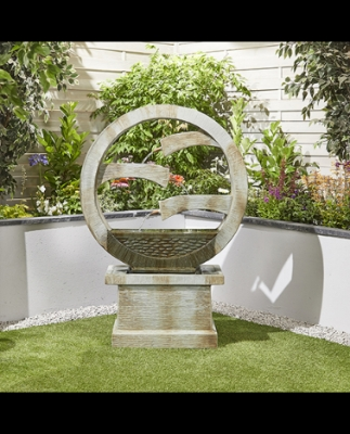 TRANQUIL SPILLS WATER FEATURE