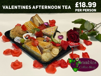 Valentines Afternoon Tea