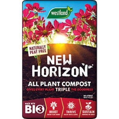 MELCOURT PEAT FREE COMPOST 50L