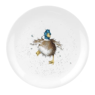 Wrendale Royal Worcester Duck Lunch Plate