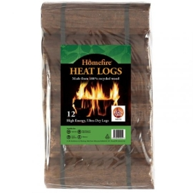 HOMEFIRE HEAT LOG BAG