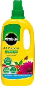 MIRACLE GRO ALL PURPOSE LIQUID PLANT FOOD 1L