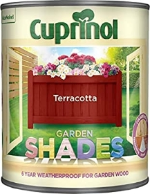 CUPRINOL GARDEN SHADE TERRACOTTA 1L