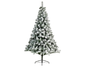 SNOWY IMPERIAL PINE ARTIFICIAL TREE 210CM (7FT)