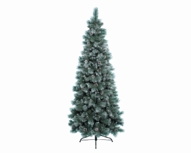 FROSTED NORWICH PINE ARTIFICIAL TREE 180CM (6FT)