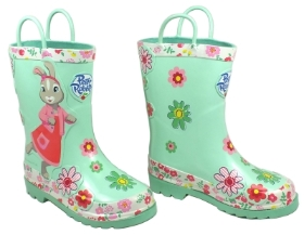 LILY BOBTAIL ADVENTURE WELLINGTONS SIZE 6 TO 8