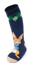 PETER RABBIT BOOT SOCKS ONE SIZE