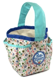 PETER AND FRIENDS HANDY BAG WOODLAND PRINT