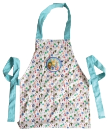 PETER AND FRIENDS GARDEN APRON AGES 3 TO 6