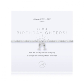A LITTLE BIRTHDAY CHEERS BRACELET