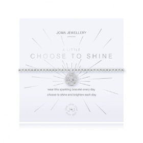 A LITTLE CHOOSE TO SHINE BRACELET