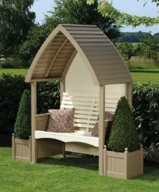 AFK COTTAGE ARBOUR VARIOUS COLOURS
