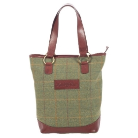 Alan Paine Tweed Tote Bag   Landscape