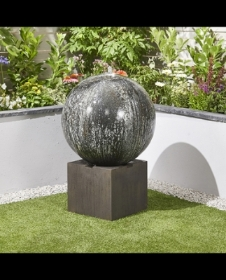 CASCADING MOON WATER FEATURE