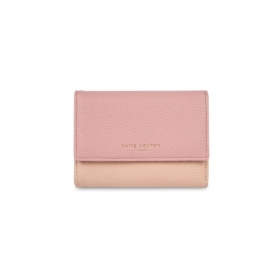 CASEY PURSE LIGHT PINK AND DARK PINK