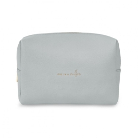 COLOUR POP WASH BAG ONE IN A MILLION PALE GREY