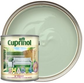 CUPRINOL GARDEN SHADE FRESH ROSEMARY 2.5L