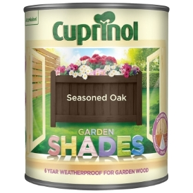 CUPRINOL GARDEN SHADE SEASONED OAK 2.5L