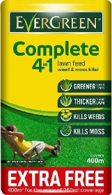 EVERGREEN COMPLETE 4IN1 LARGE BAG 400M2