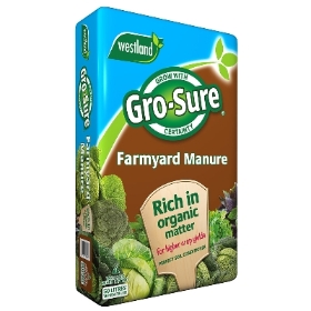 Gro Sure Farmyard Manure 50L