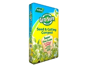 Gro Sure Seed & Cutting Compost 30L