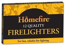 HOMELIER QUALITY FIRELIGHTERS