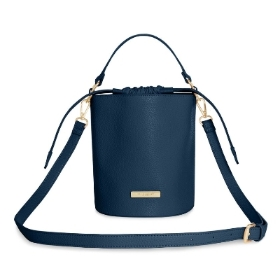 KATIE LOXTON AMARA CROSS BODY BAG NAVY