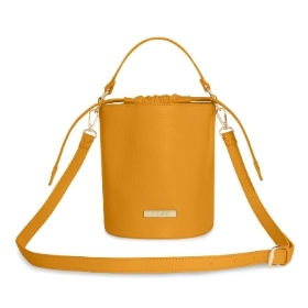 KATIE LOXTON AMARA CROSS BODY BAG OCHRE