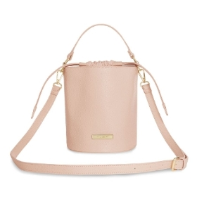 KATIE LOXTON AMARA CROSS BODY BAG PINK
