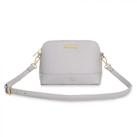 KATIE LOXTON HARPER CROSS BODY BAG GREY