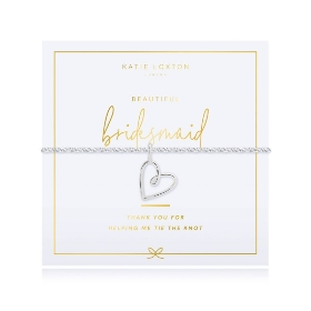 KATIE LOXTON POUCH AND BRACELET GIFT SET BRIDESMAID