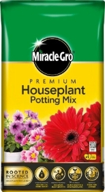 MIRACLE GRO HOUSEPLANT POTTING MIX
