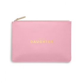 PERFECT POUCH DARLING DAUGHTER PINK