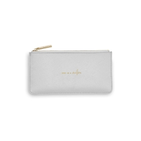 PERFECT POUCH GIFT SET ONE IN A MILLION PALE GREY