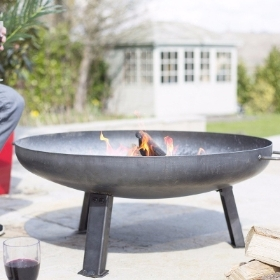 PITTSBURGH STEEL FIREPIT
