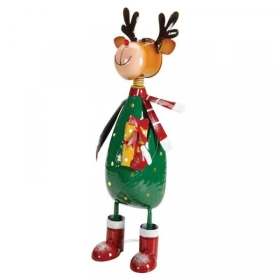 POLKA RUDOLPH OUTDOOR OR INDOOR